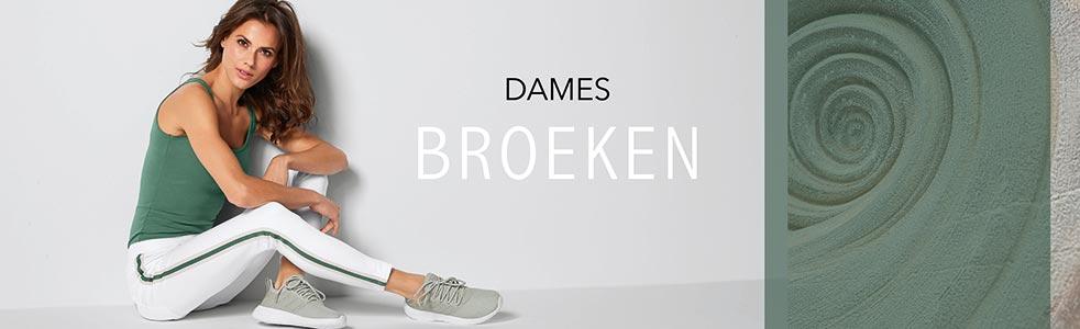 Broeken Zorg & Riemen